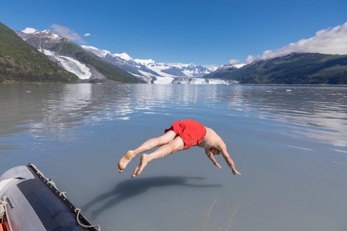 Summer AK Swim