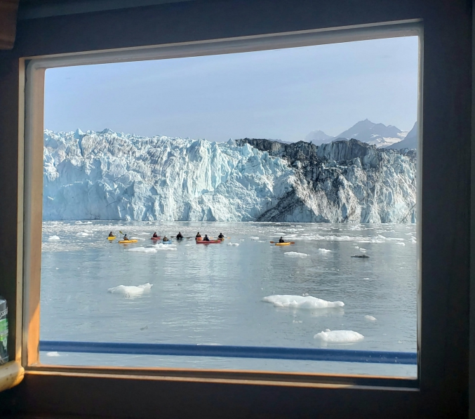 Discovery Voyages Kayaking Day Trips
