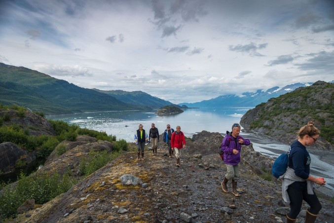 Custom Hiking Trips In Prince William Sound