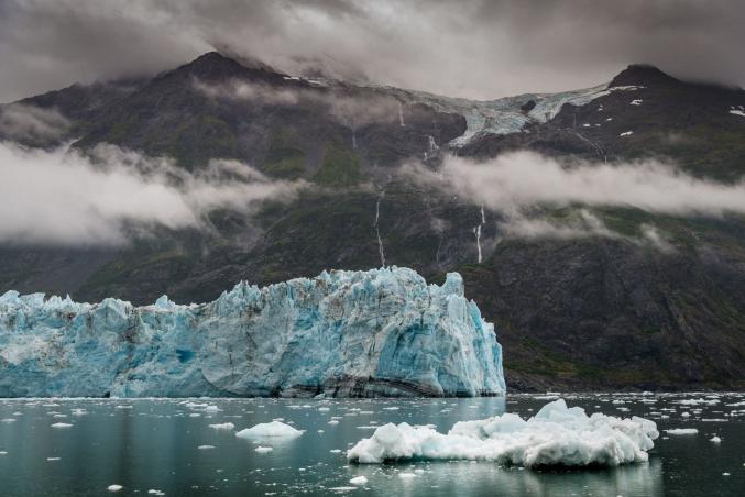 Calving Glaciers In PWS