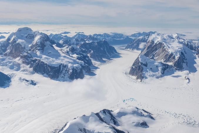 Ruth Gorge Alaska