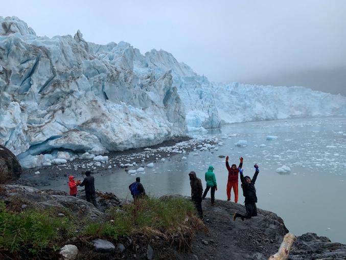 Family Voyage Glacier Viewing
