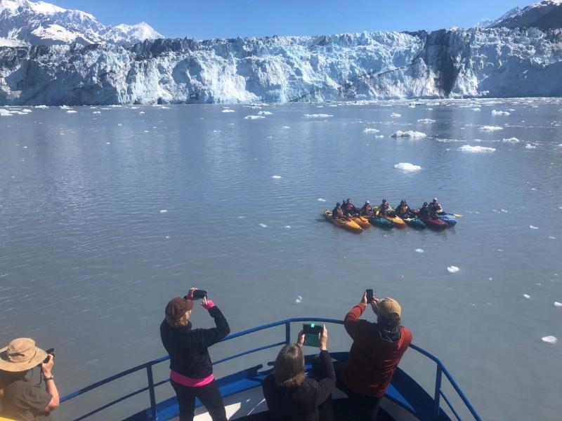 Land And Sea Glacier Adventuers
