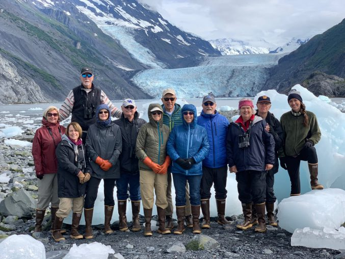 3 Day Glacier Cruise Alaska