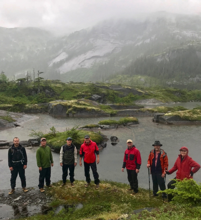 Custom Hiking Trips Alaska