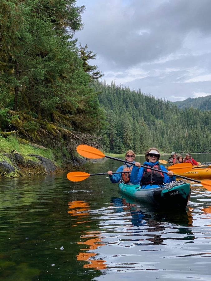 AK Family Kayaking Tours