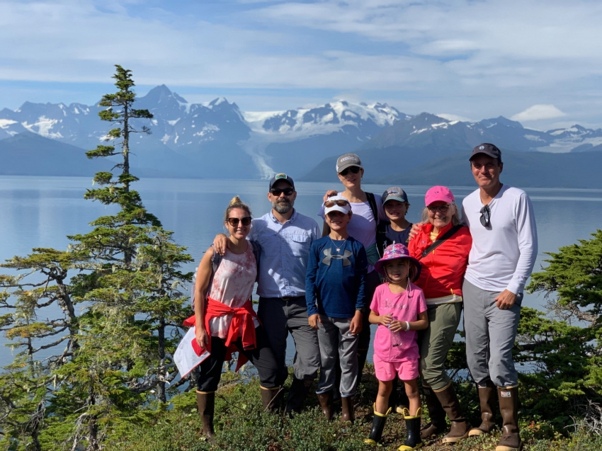 Alaska Private Family Charters