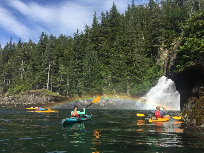 Day Kayaking With Discovery Voyages