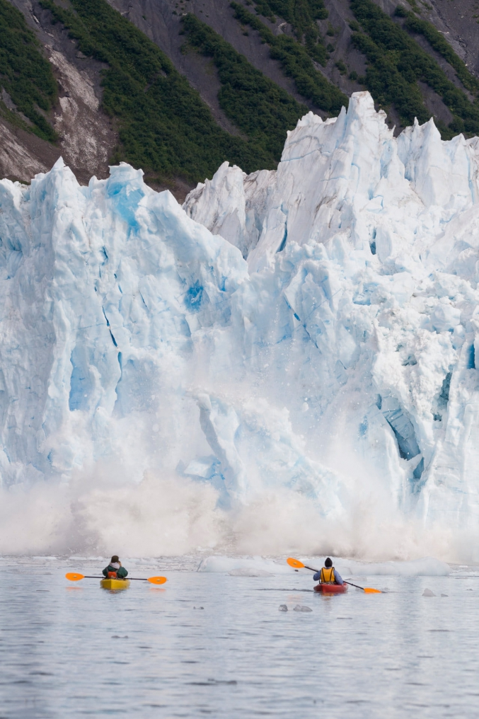 Alaska Kayaking Trips With Discovery Voyages