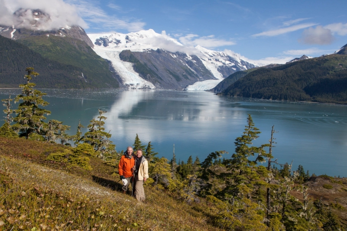Day Hike In Prince William Sound