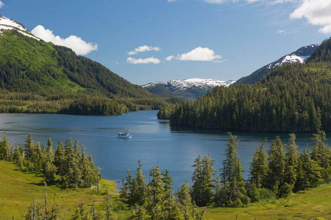 Discovery Voyages Alaska Cruises