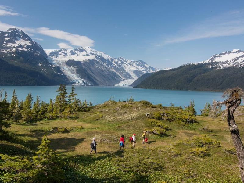 Hike & Kayak Voyage Trip