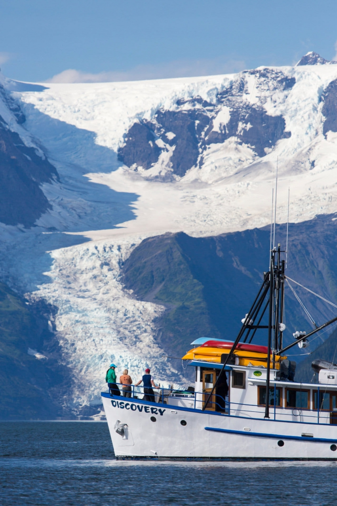 Discovery Voyages Alaska