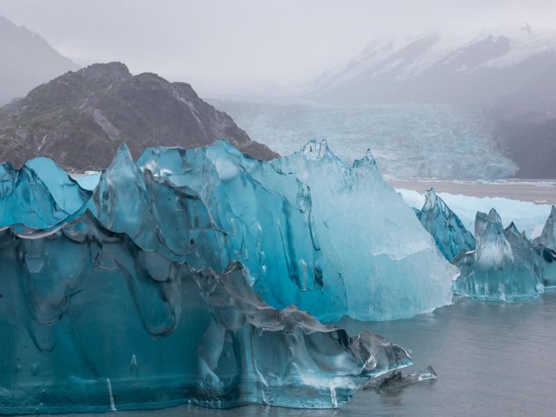 Epic Alaska Glaicers