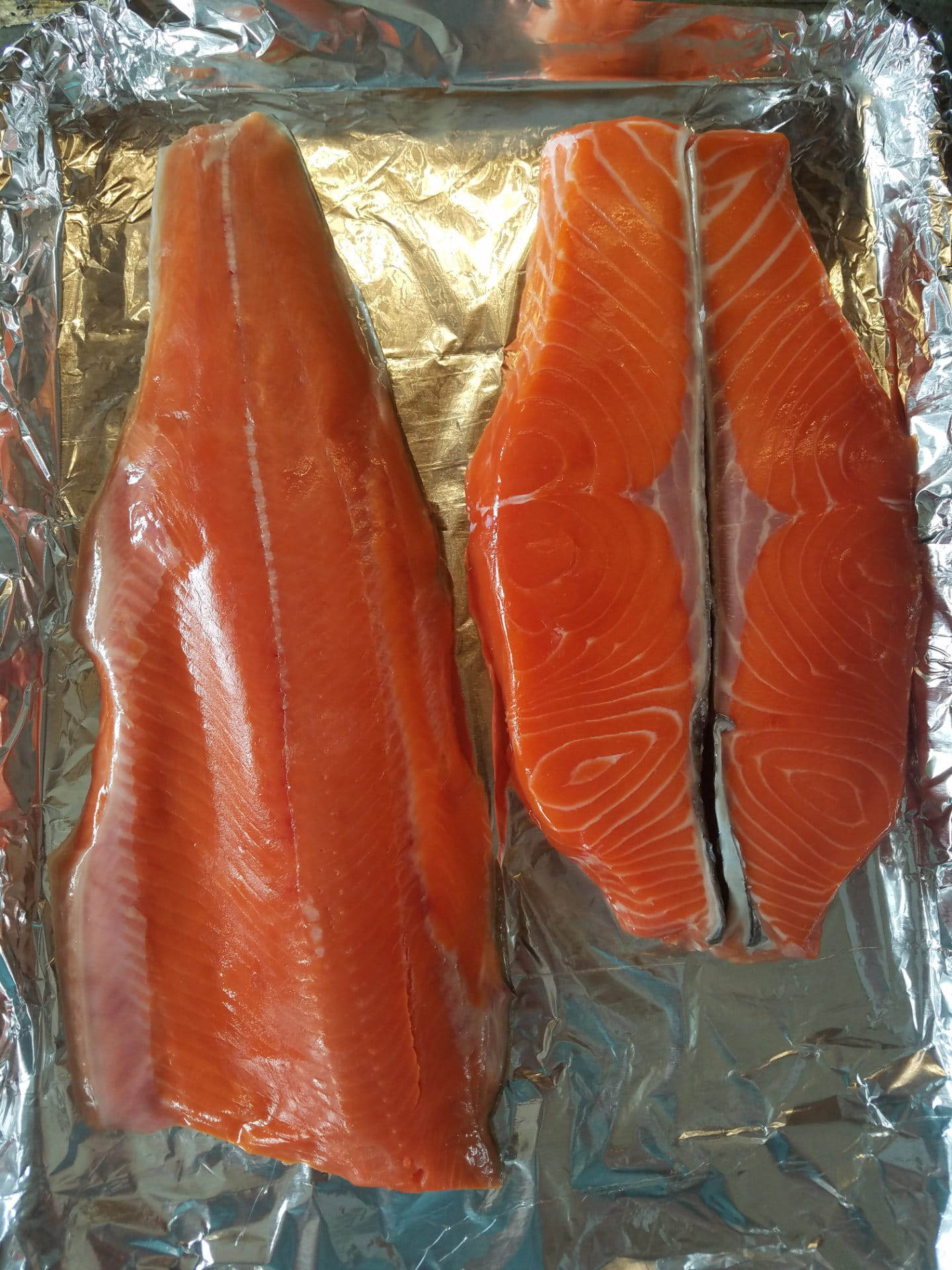 King Red Salmon