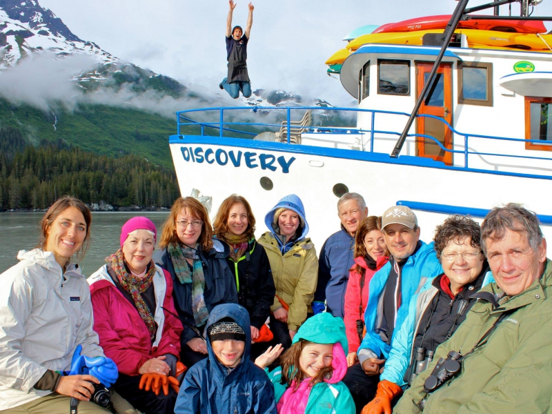Discovery Voyages Family Run Alaska Tours