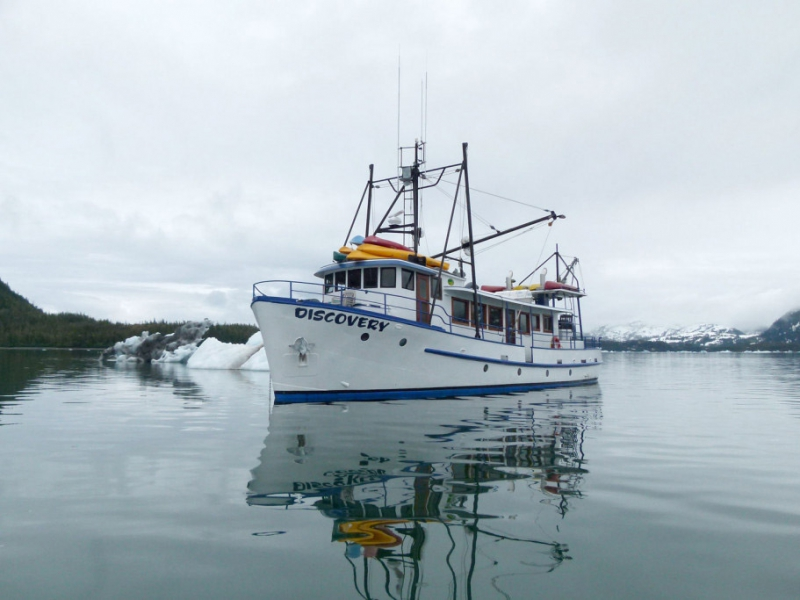 M/V Discovery Working Yacht