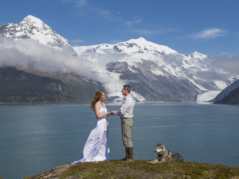 PWS Alaska Wedding