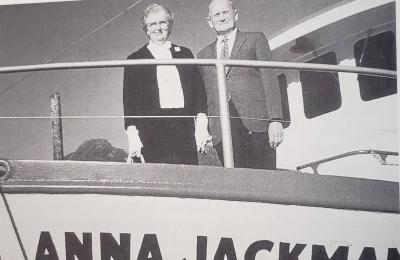 Anna Jackman