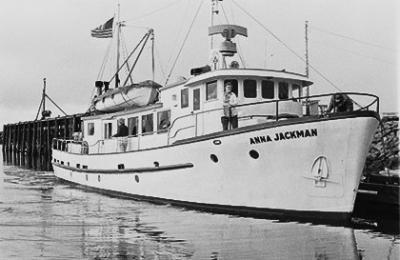 Saint John River In March 1958
