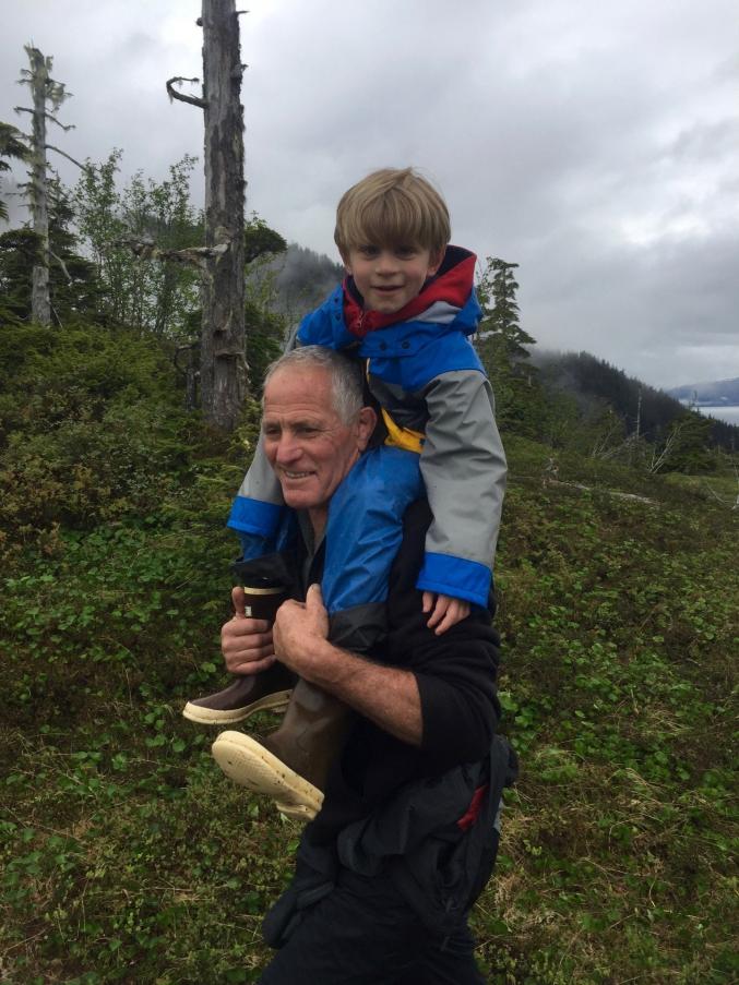 Alaska Small Ship Family Vacations
